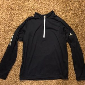Adidas golf quarter zip